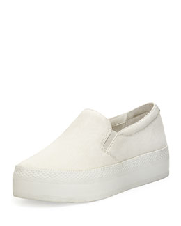 MICHAEL Michael Kors Boerum Platform Slip-On