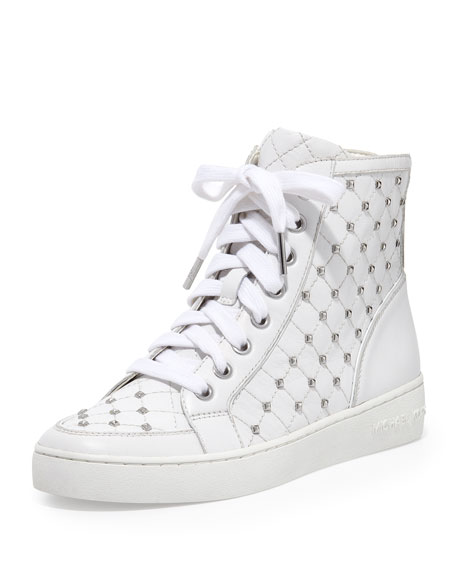 Keaton Studded High-Top