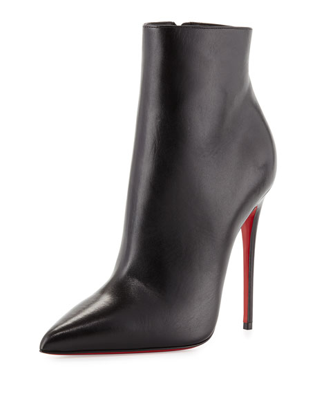 So Kate Booty Red Sole Ankle Boot