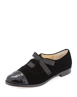 Kate Spade poppin too lace-up oxford