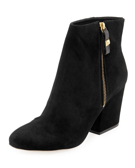 rickee suede ankle boot