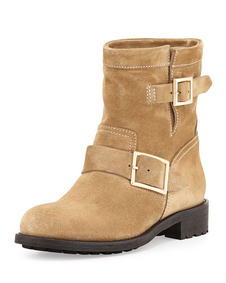 YOUTH BIKER BOOT
