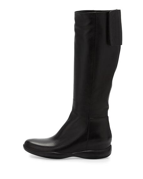 Sport Napa Chunky-Sole Knee Boot