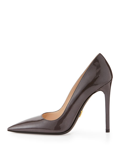 Prada Patent leather pumps 89grGvWs