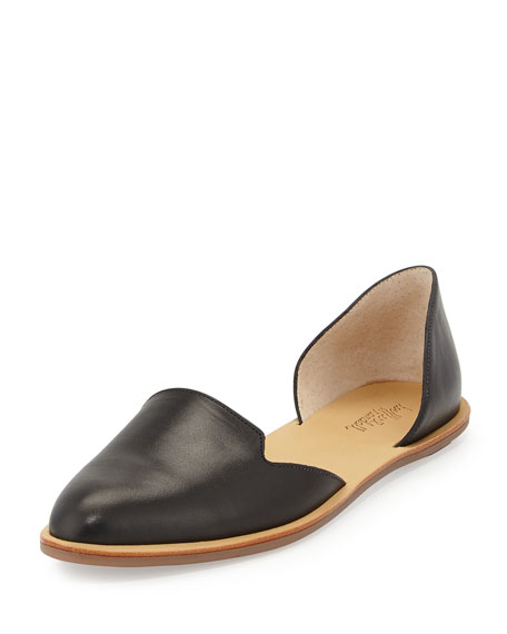 PRUNE DORSAY SLIP ON