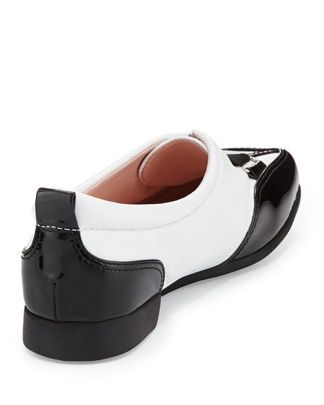 Tarina Leather Slip-On