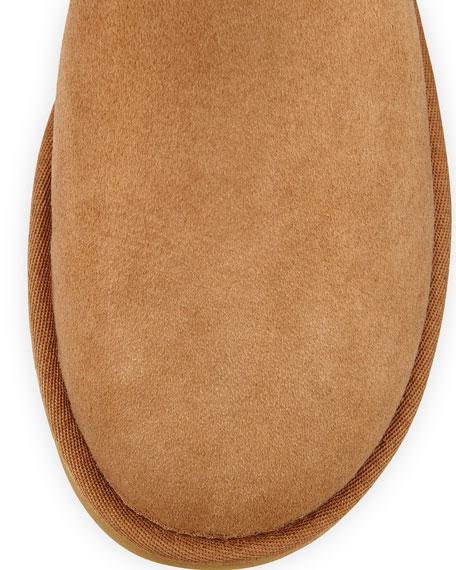 Mini Classic Shearling Boot, Chestnut