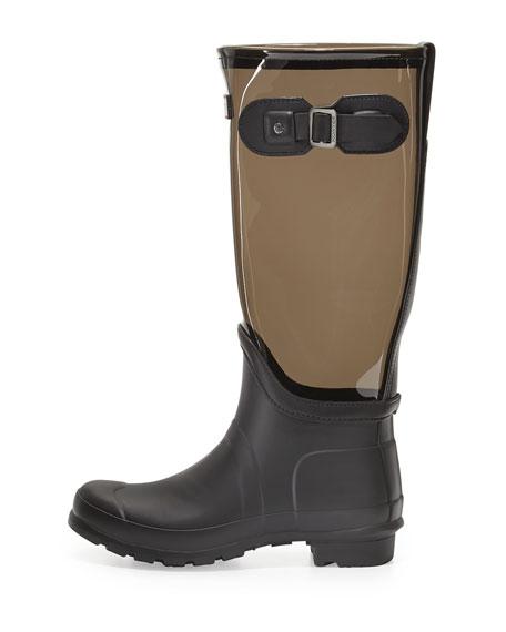 Original Clear-Leg Welly Boot, Slate