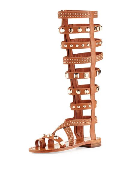 Triumph Studded Gladiator Sandal