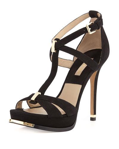 Michael Kors  Leandra Platform Sandal