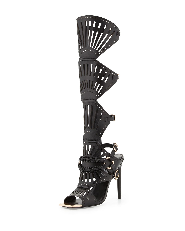 442abe622cd Ivy Kirzhner Venezian Tall Gladiator Sandal