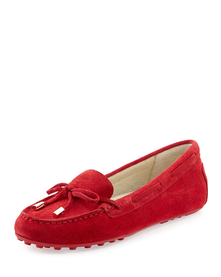 Daisy Suede Moccasin Loafer