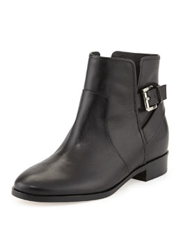 MICHAEL Michael Kors  Salem Leather Bootie