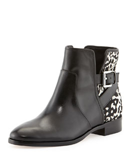 MICHAEL Michael Kors   Salem Calf-Hair Bootie
