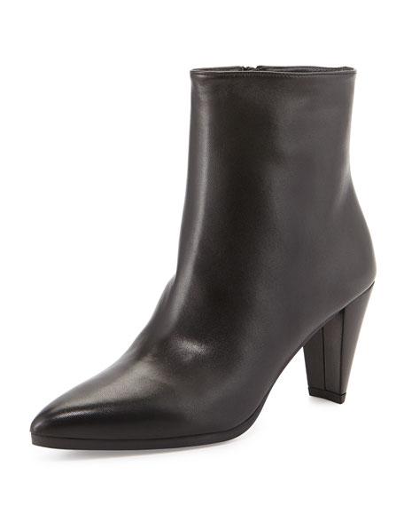 Apollo Napa Ankle Boot, Black