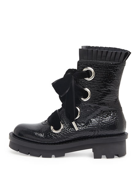 Genuine Sale Online Alexander McQueen Combat Boots Discount Clearance Where To Buy Low Price Shop Offer Online IQwHDB85vv