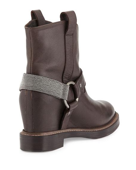 Hidden-Wedge Harness Boot