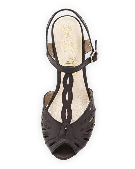 Trip the Light Mid-Heel Sandal