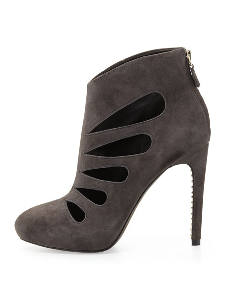 Acadia Side-Cutout Bootie
