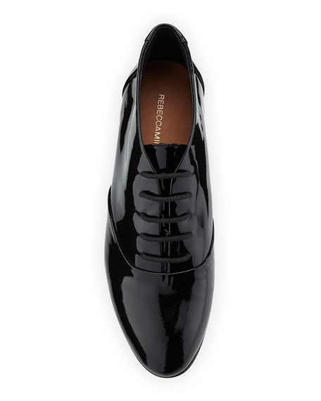 Paige Patent Leather Oxford
