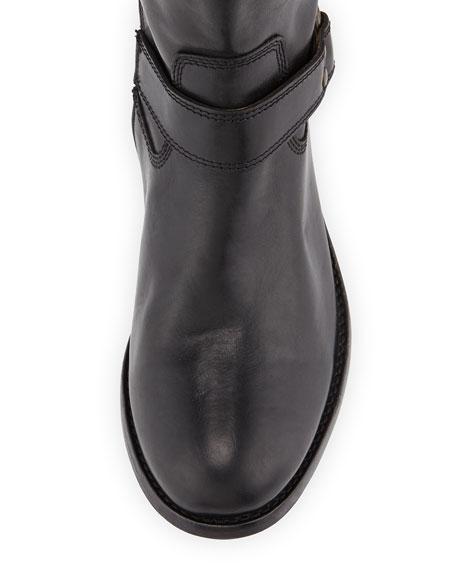 Frye Melissa Bicolor Zip Harness Boot