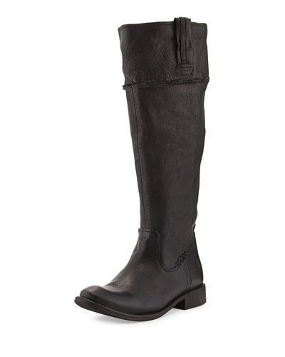 Frye Shirley Artisan Tall Boot, Black