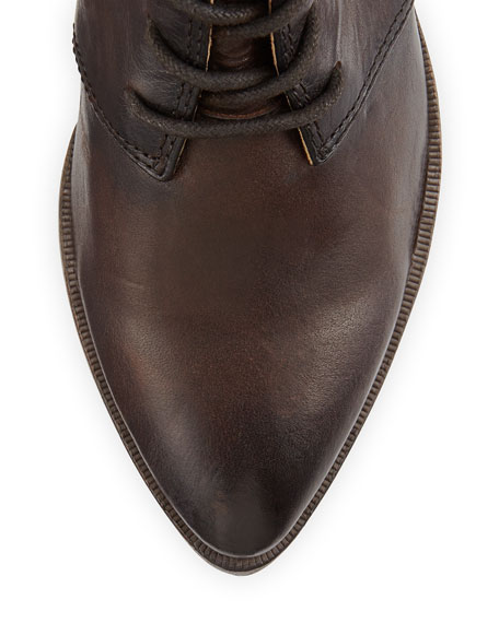 Ruby Leather Chukka