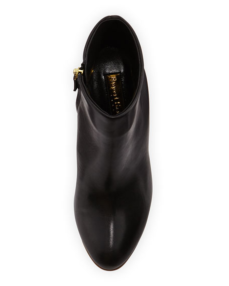 Rupert Sanderson Decorative-Wedge Ankle Boot