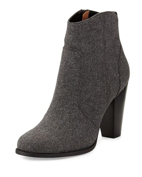 Dalton Wool Ankle Boot