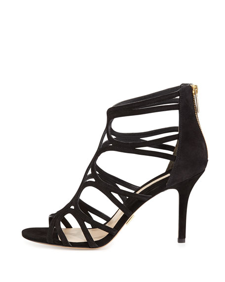 Norma Strappy Cage Sandal