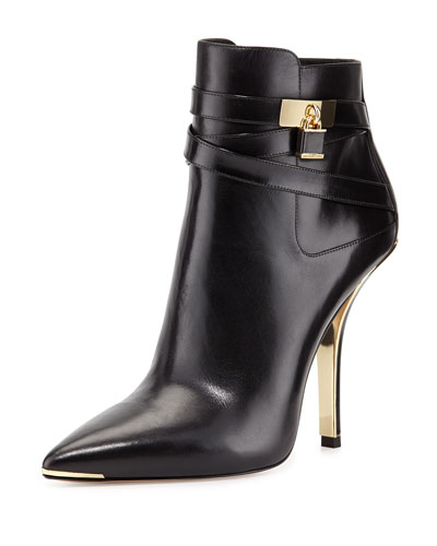 Michael Kors  Averie Pointed-Toe Bootie