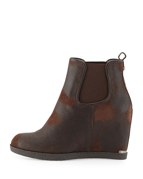 Dillon Wedge Ankle boot
