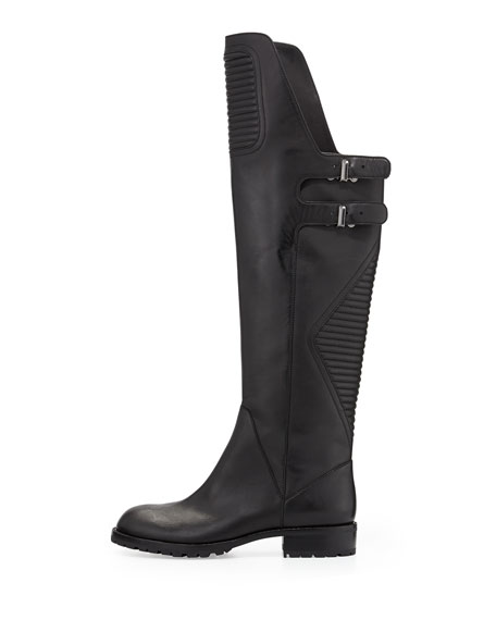 Marc by Marc Jacobs Rain Knee Boots discount 100% guaranteed QqVR53j