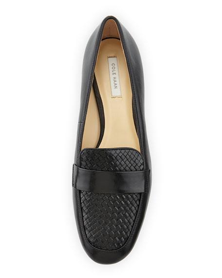 Cole Haan Dakota Woven Loafer, Black
