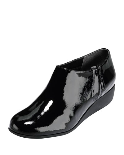 Callie Rain Shoe, Black