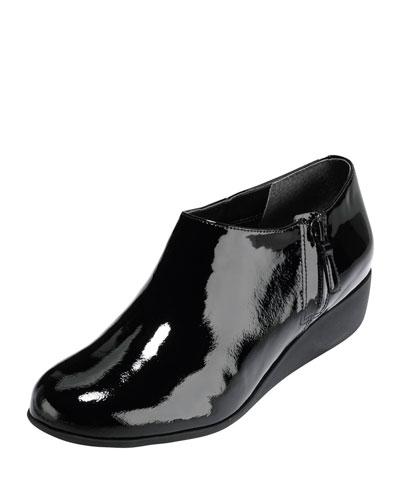 Callie Waterproof Rain Shoe, Black