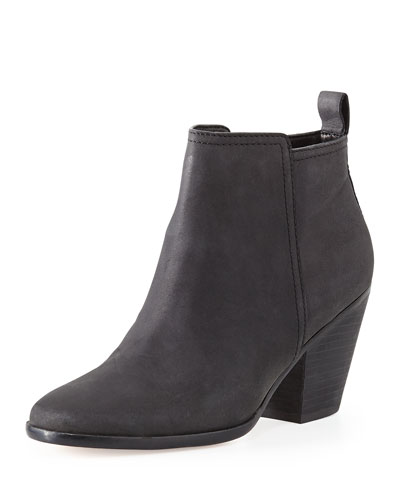 Cole Haan Chesney Leather Ankle Bootie, Black