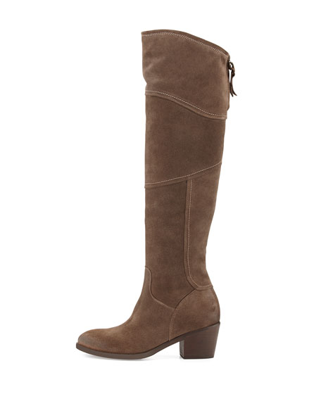 Circio Tall Knee Boot, Tortora