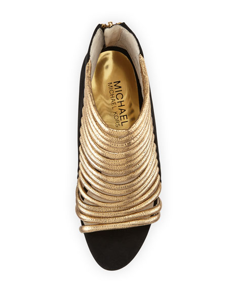 Cameron Strappy Platform Sandal