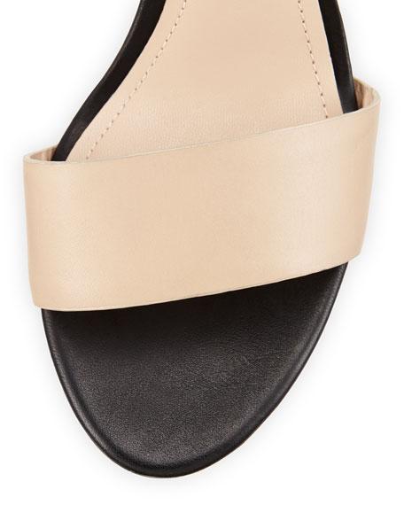 Quin Single-Band Sandal, Natural