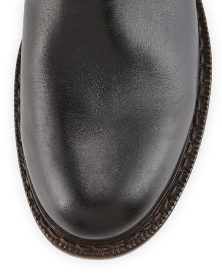 Ashford New Moto Boot, Black