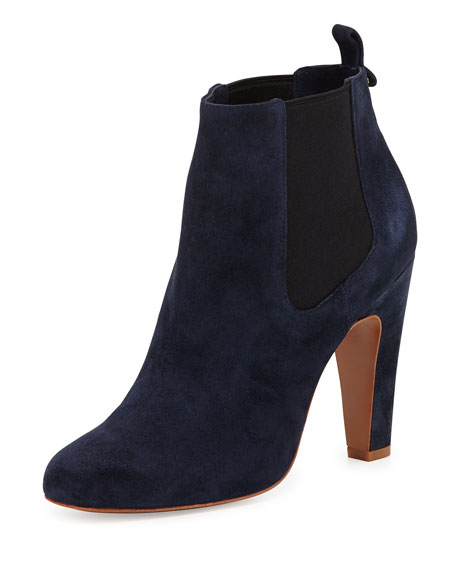 Galahad Suede Ankle Boot, Pilota
