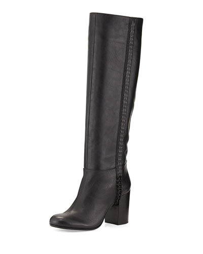 VC Signature Kisha Tall Leather Boot
