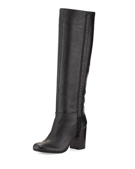 VC Signature Kisha Tall Leather Boot