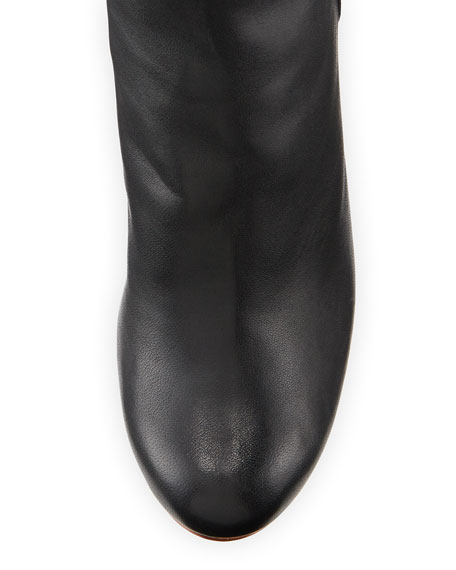 VC Signature Kylar Leather Over-the-Knee Boot