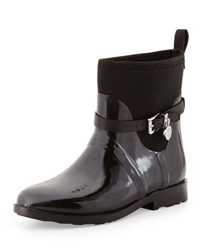 MICHAEL Michael Kors <MKFMGLOBALCOPY-mmk> Charm Rain Bootie