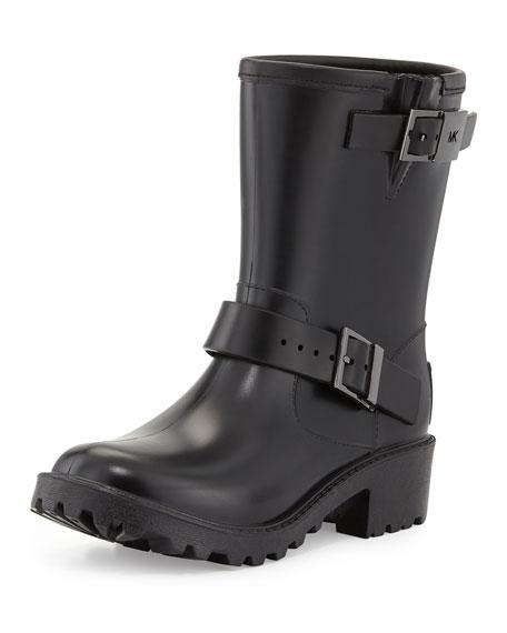 MICHAEL Michael Kors <MKFMGLOBALCOPY-mmk> Devenport Rain Bootie