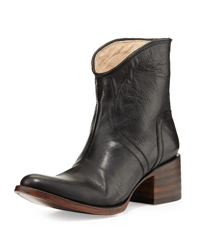 Freebird Peak Western Ankle Boot