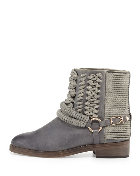 Ivy Kirzhner Bond Braided Rope Boot