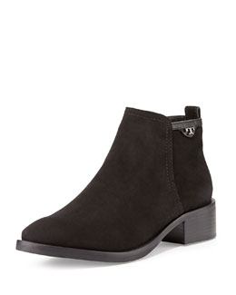 Tory Burch Lexi Suede Ankle Boot